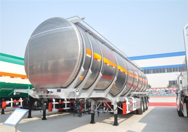 HOT SALE TANK SEMI TRAILER