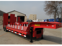 SPECIAL LOW BED SEMI TRAILER